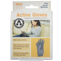 IMAK Active Arthritis Gloves, Small 1 ea [649833201859]