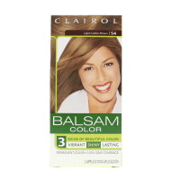 Clairol Balsam Hair Color, [54] Light Golden Brown 1 kit [070018116109]