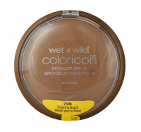 Wet n Wild Color Icon Collection Bronzer SPF 15, Ticket To Brazil [739], 1 ea [077802573902]