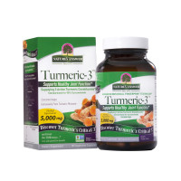 Nature's Answer Nature's Answer Turmeric 3  90 ct [083000163418]