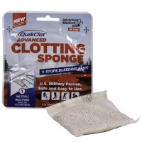 QuikClot Advanced Clotting Sponge 1 ea [044224000132]