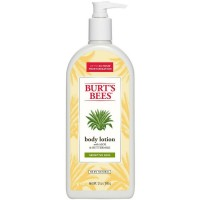 Burt's Bees Soothingly Sensitive Aloe & Buttermilk Body Lotion, 12 oz [792850006744]