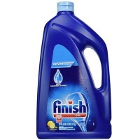 Finish Gel Automatic Dishwasher Detergent, Lemon Scent 75 oz [051700757084]