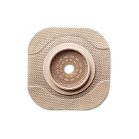 New Image CeraPlus 2-Piece Cut-to-Fit Tape Border (Extended Wear) Barrier Opening 2-1/4 Stoma Size 2-3/4 Flange Size, 5 ea [610075029853]
