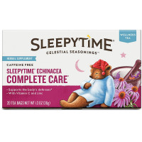 Celestial Seasonings Sleepytime Echinacea Complete Care Tea 20 ea [070734053290]
