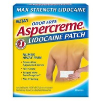 ASPERCREME Lidocaine Patches 5 ea [041167058404]