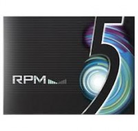 Wrigley's 5 Sugar Free Gum RPM Mint 10 pack (15 ct per pack)   [022000121936]