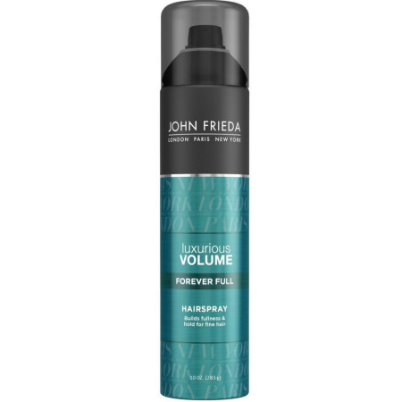 John Frieda Luxurious Volume Forever Full Hairspray 10 oz [717226148590]