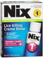 Nix Lice Treatment 2 oz [363736120023]