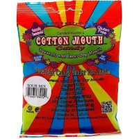 Cotton Mouth Candy Sour Mix Bag 3.3 oz [074465332020]