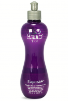 TIGI Bed Head Superstar Blowdry Lotion for Thick, Massive Hair, 8.5 oz [615908404463]