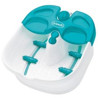 Dr. Scholl's Soothing Rolling Massage Foot Spa 1 ea [630623070083]