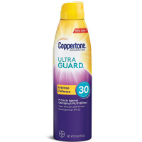 Coppertone ULTRA GUARD Sunscreen Continuous Spray SPF 30 5.50 oz [041100006660]