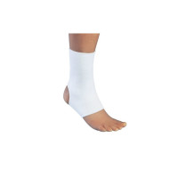 Procare Elastic Ankle Sleeve Large SlipOn Left or Right Foot - 1 ea [888912028073]