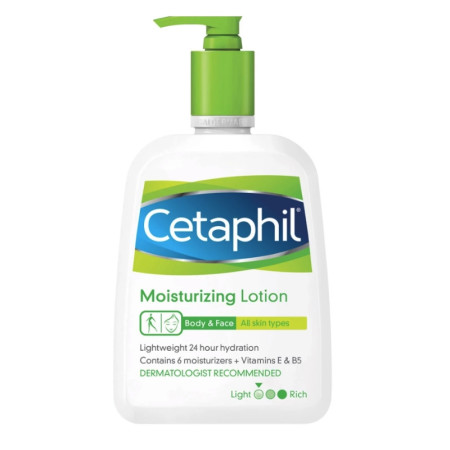 Cetaphil Moisturizing Lotion for All Skin Types 16 oz [302993918165]