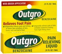 Outgro Pain Relieving Liquid 0.31 oz [375137531100]