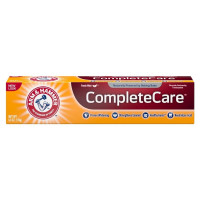 ARM & HAMMER Complete Care Fluoride Anticavity Toothpaste, Fresh Mint 6 oz [033200180531]