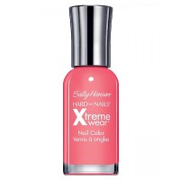 Sally Hansen Hard as Nails Xtreme Wear Nail Color, Coral Reef 0.40 oz [074170384765]
