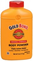 Gold Bond Body Powder Medicated 4 oz [041167010402]