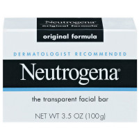 Neutrogena The Transparent Facial Bar Original Formula, 3.50 oz [070501010105]