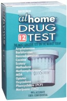 At Home Drug Test 1 Each [674033493087]
