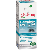 Similasan Complete Eye Relief Sterile Eye Drops 0.33 oz [094841300603]