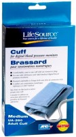 LifeSource Digital Blood Pressure Cuff Adult Medium UA-280 1 Each [093764046070]