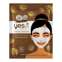 Yes To Coconut Hydrate & Restore Ultra Hydrating Mask, 1 ea [815921018412]