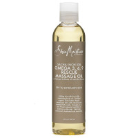 Shea Moisture Omega 3, 6, 9 Rescue Massage Oil 8 oz [764302263227]