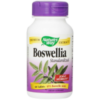 Nature's Way Boswellia Tablets 60 ea [033674644003]