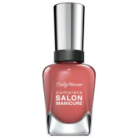 Sally Hansen Complete Salon Manicure Nail Color, Poof! Be-Gonia 0.5 oz [074170432435]