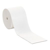 Compact Toilet Tissue White 2Ply Standard Size Coreless Roll 1000 Sheets 385 X 405 Inch [073310193755]