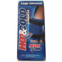 Medi-Temp Hot & Cold Comprehensive Therapy Large Universal Pad 1 ea [775965931057]