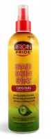 African Pride  Braid Sheen Spray, 12 oz [802535436121]