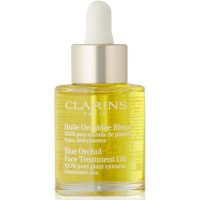 Clarins Blue Orchid Face Treatment Oil 1 oz [3380810113204]