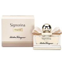Salvatore Ferragamo Signorina Eleganza Eau de Parfum Spray for Women 3.4 oz [8034097955747]