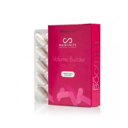 Hairfinity Volume Builder Amino Acid Booster 30 ea [850497003813]