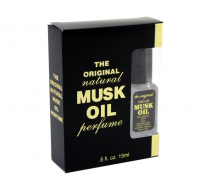 Cabot Labs Original Musk Oil 0.5 oz [075867010127]