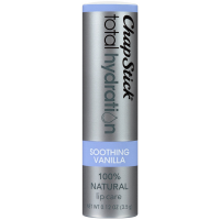 ChapStick Total Hydration Lip Balm, Soothing Vanilla 0.12 oz [305731943122]