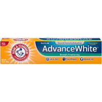 ARM & HAMMER Advance White Baking Soda Toothpaste, Winter Mint 6 oz
