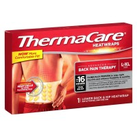 ThermaCare HeatWraps Lower Back & Hip Heat Thearpy, Size L-XL 1 ea [305733010013]