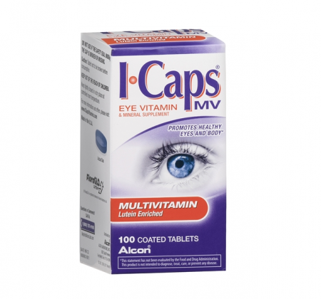 ICAPS MV Tablets 100 ea [300658040831]