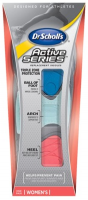 Dr. Scholl's Active Series Replacement Insoles Women's 8 1/2-11 1 Pair [011017407348]