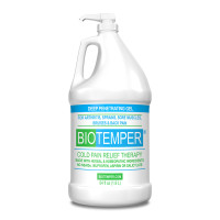 BioTemper Pain Relief Gel With Pump 64 oz