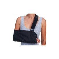 "ProCare 79-92070 Universal Arm Sling with Padded Strap, 7"" Height, 18"" Length - 1 ea  [888912038850]"
