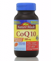Nature Made CoQ10 100 mg Softgels 40 ea [031604018948]