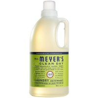 Mrs. Meyers Clean Day Laundry Detergent, Lemon Verbena 64 oz [808124146310]