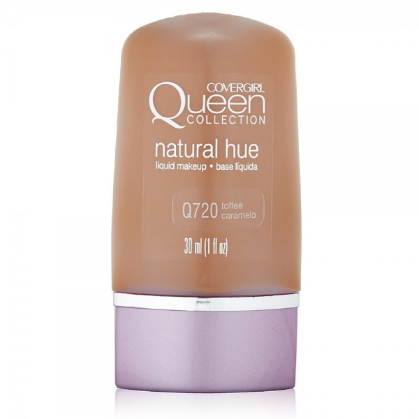 Covergirl Queen Collection Natural Hue Liquid Makeup Review