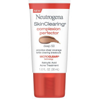 Neutrogena Skinclearing Complexion Perfector With Salicylic Acid, Deep 1 oz [086800437536]