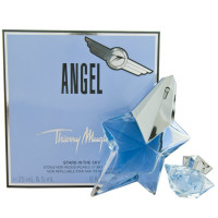 Thierry Mugler Angel Eau De Parfum Spray & Eau De Parfum Mini For Women 2 ea [3439600282887]